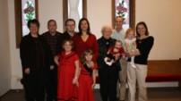 Tom Seymour Family