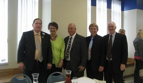 Mayville Alumni Award